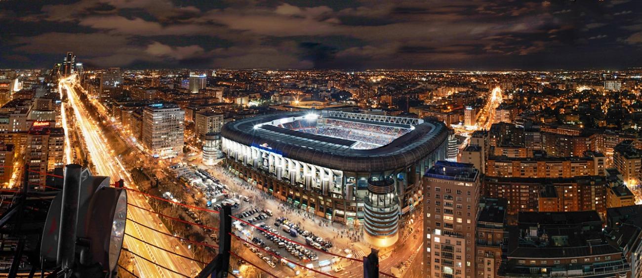 estadio Bernabéu