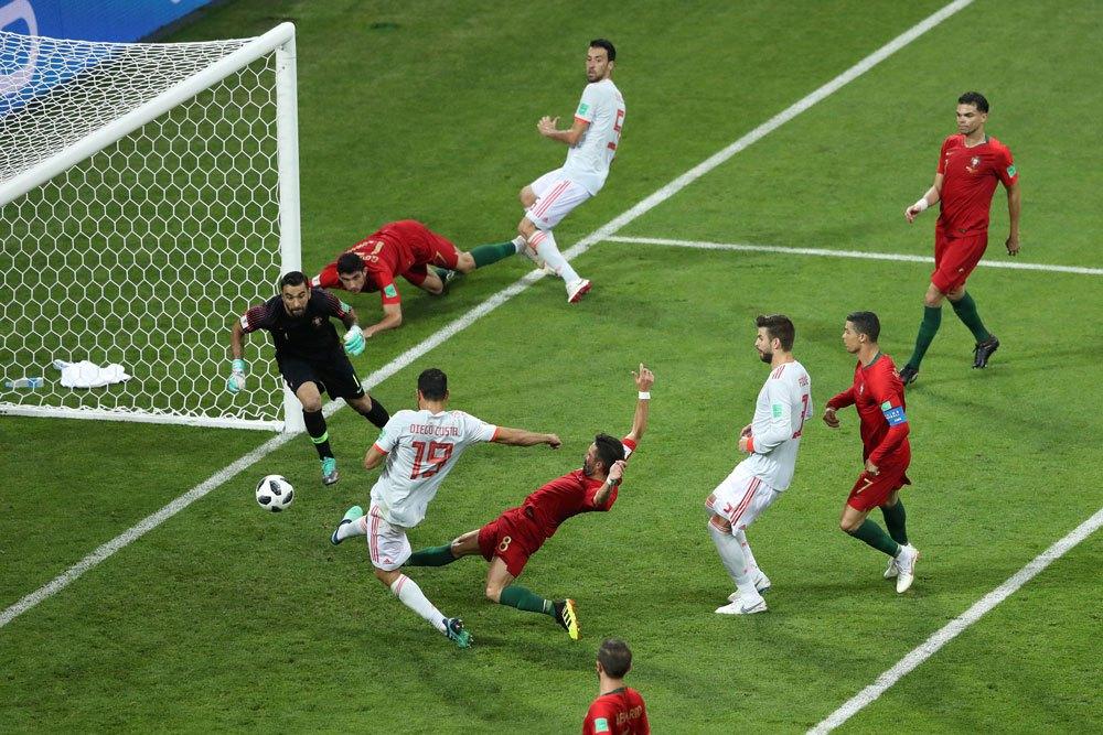 Gol Diego Costa 2